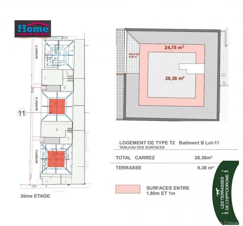 Sale apartment Rueil malmaison 211051€ - Picture 3