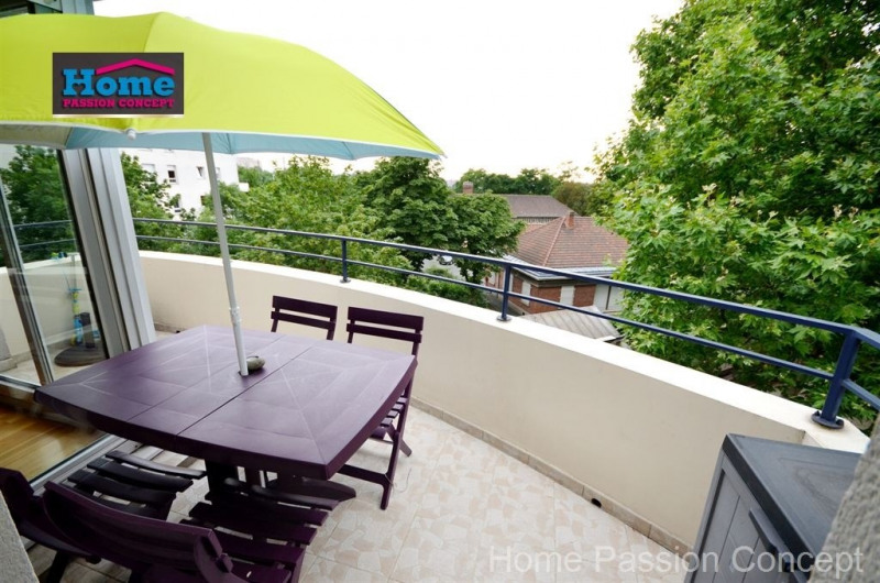 Vente appartement Nanterre 324 000€ - Photo 1