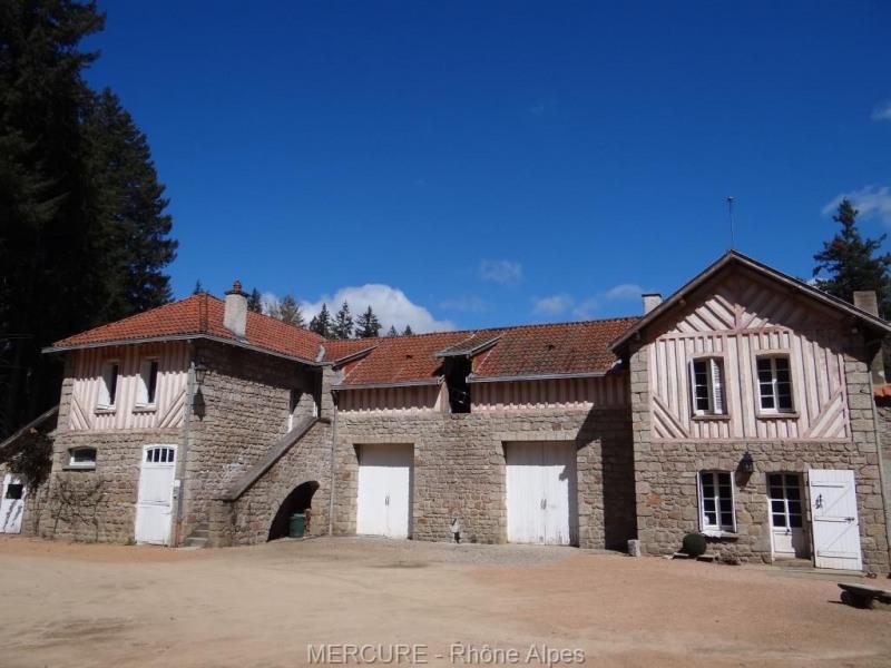 Vente de prestige château Noiretable 860000€ - Photo 8