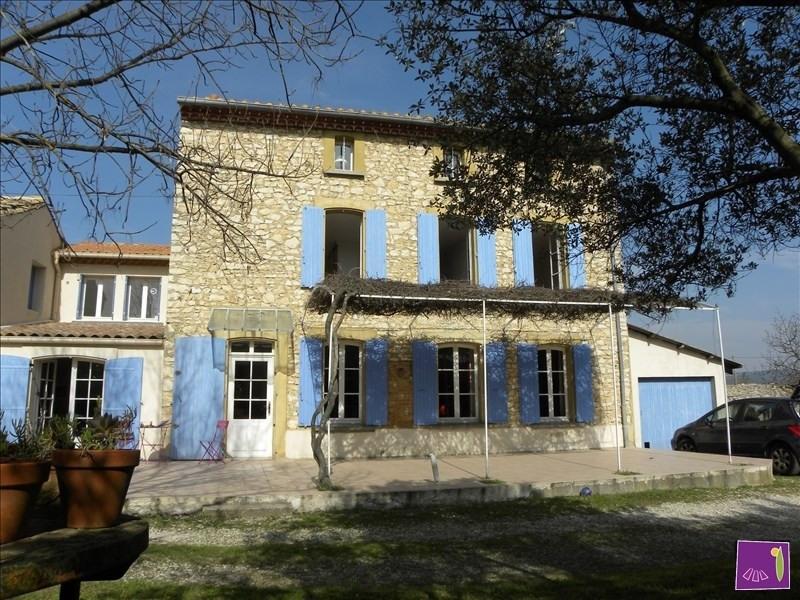 Vente maison / villa Connaux 400000€ - Photo 1