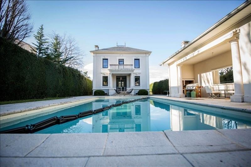 Vente de prestige maison / villa Oyonnax 599000€ - Photo 1