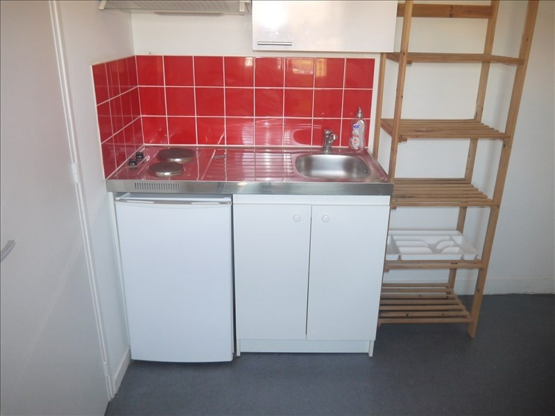 Rental apartment Andresy 590€ CC - Picture 1