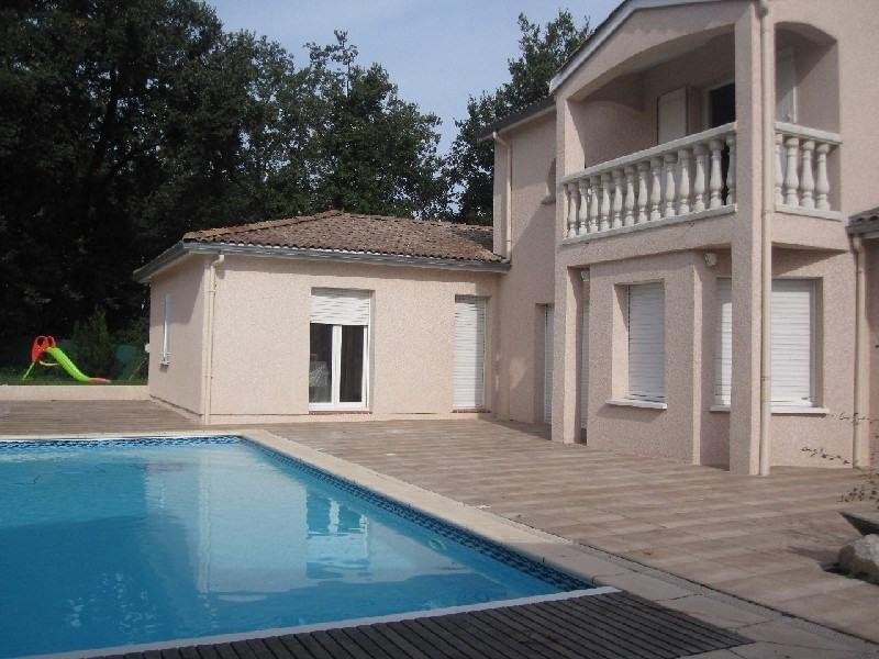 Vente maison / villa St loup cammas 498000€ - Photo 1