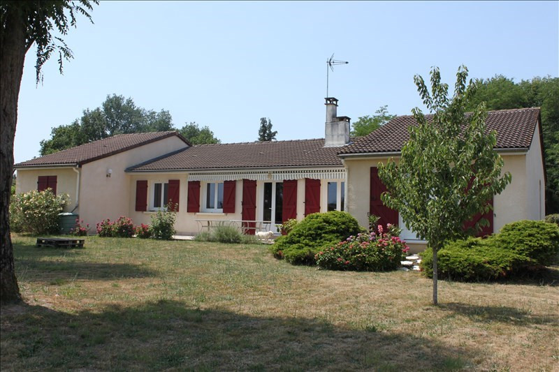 Vente maison / villa Fargues 291 000€ - Photo 1