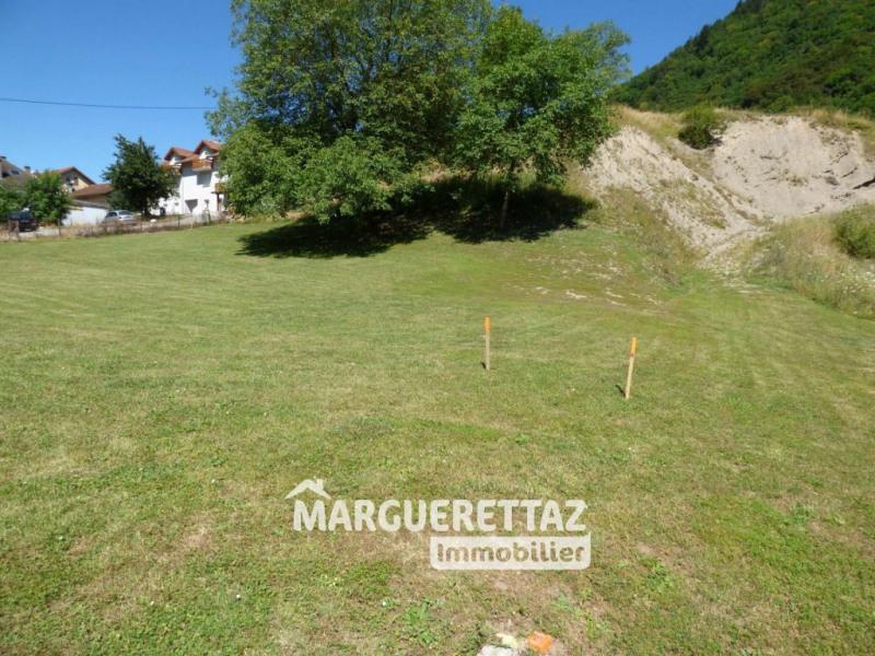 Vente terrain Saint-jeoire 128000€ - Photo 4