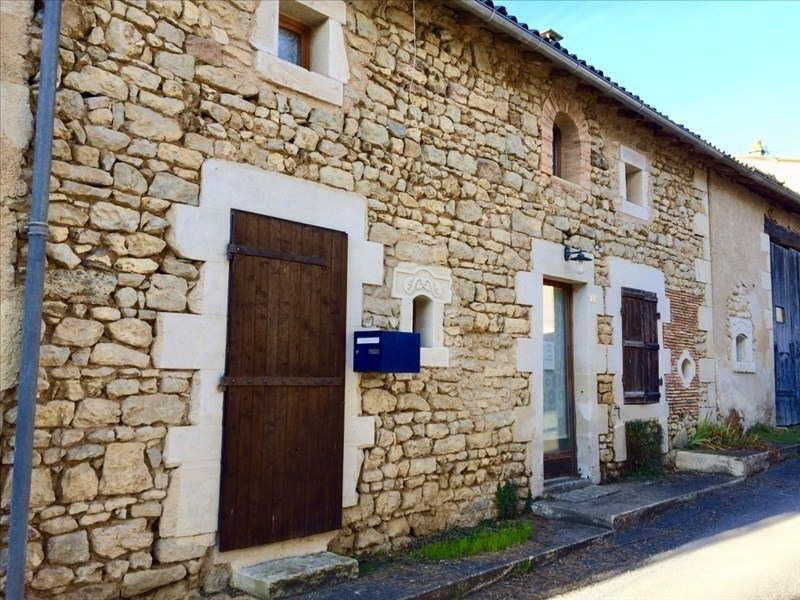 Vente maison / villa Gouex 75600€ - Photo 1