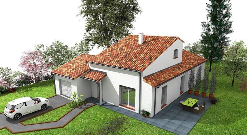 Maison  5 pièces + Terrain 590 m² Plaisance-du-Touch par LES BASTIDES LAURAGAISES