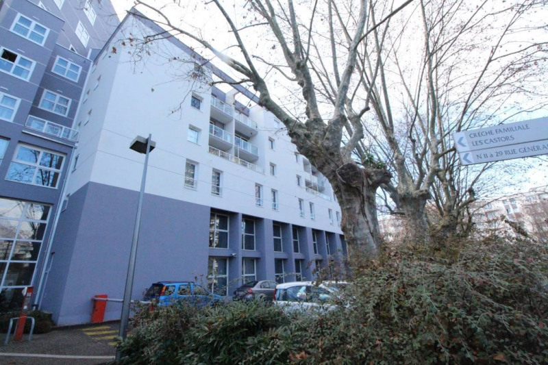 Grenoble Pompidou Studio 22m² parking privé