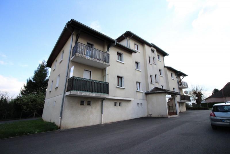 Vente appartement St genix sur guiers 75000€ - Photo 1