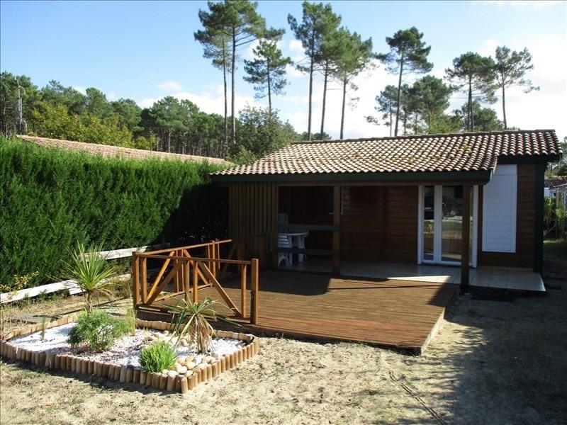Vente maison villa 3 pi ce s bias 25 m avec 2 for Achat maison mimizan