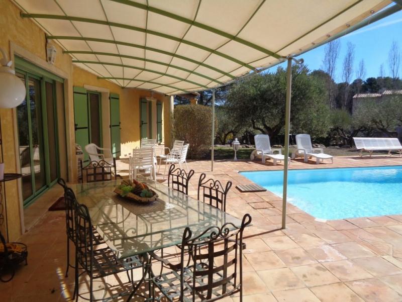 Sale house / villa Salernes 546000€ - Picture 6
