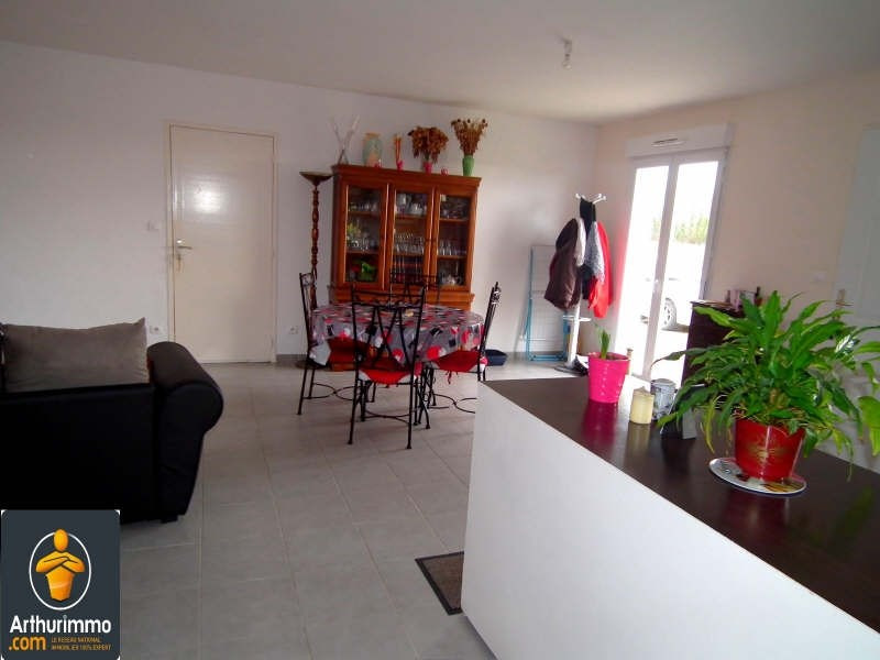 Sale house / villa Aujac 127 800€ - Picture 3