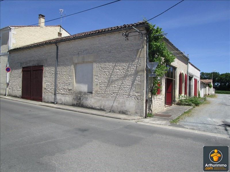 Vente maison / villa Matha 108500€ - Photo 7
