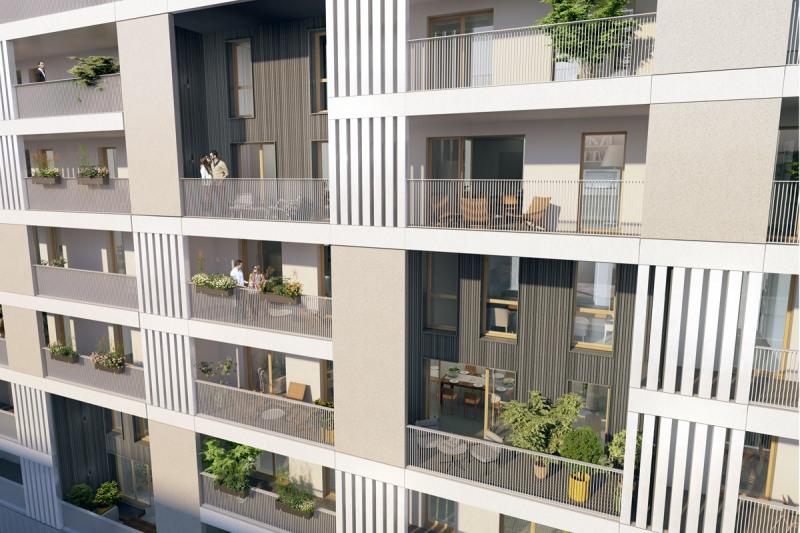 Vendita nuove costruzione Meudon la foret  - Fotografia 4