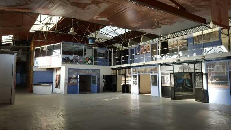 Location local d 39 activit s nanterre hauts de seine 92 1200 m r f ren - Location hangar paris ...