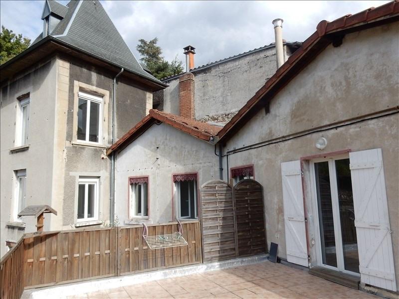 Sale apartment Vienne 232000€ - Picture 1