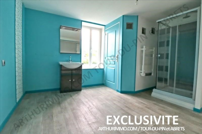 Vente maison / villa La tour du pin 175 000€ - Photo 5