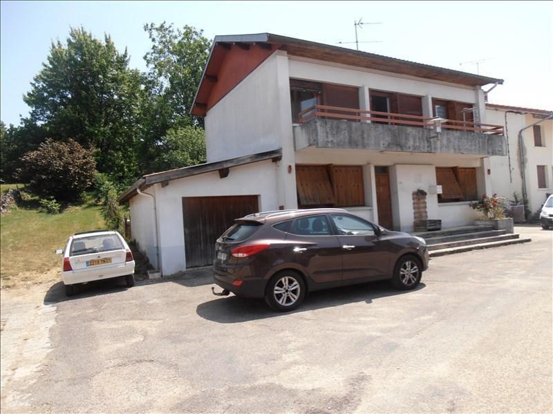 Vente maison / villa 5 mn thoirette 90000€ - Photo 1