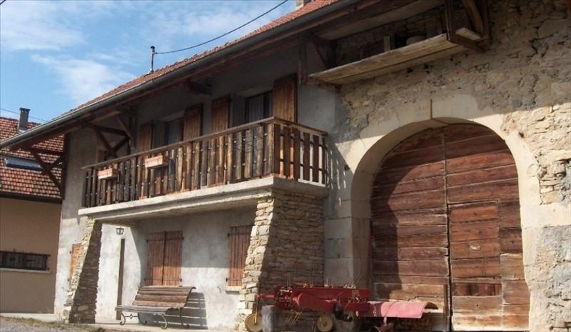 Vente maison / villa Lucinges 299000€ - Photo 1