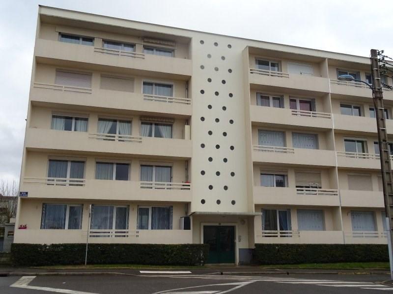 Rental apartment Villers cotterets 653€ CC - Picture 1