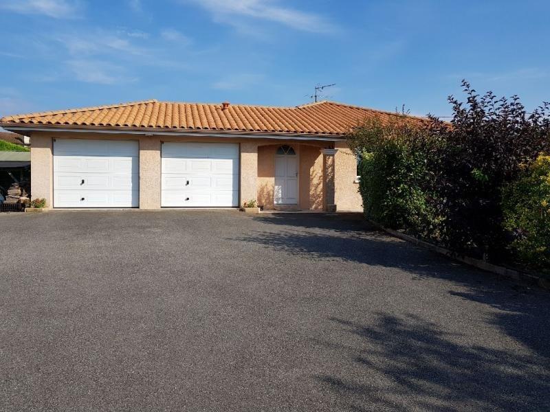 Vente maison / villa Villette d anthon 499000€ - Photo 10