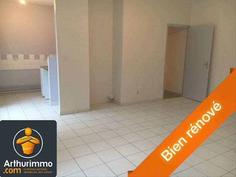 Rental apartment Anse 599€ CC - Picture 1