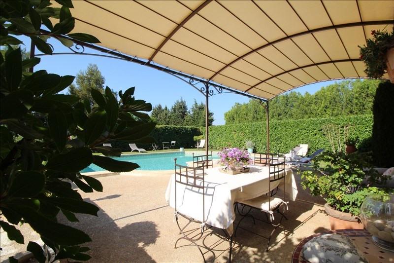 Vente de prestige maison / villa Pernes les fontaines 615000€ - Photo 2