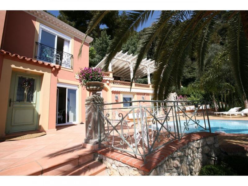 Vente de prestige maison / villa Villefranche sur mer 3750000€ - Photo 18