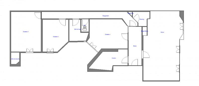 Rental apartment Neuilly-sur-seine 3610€ CC - Picture 10