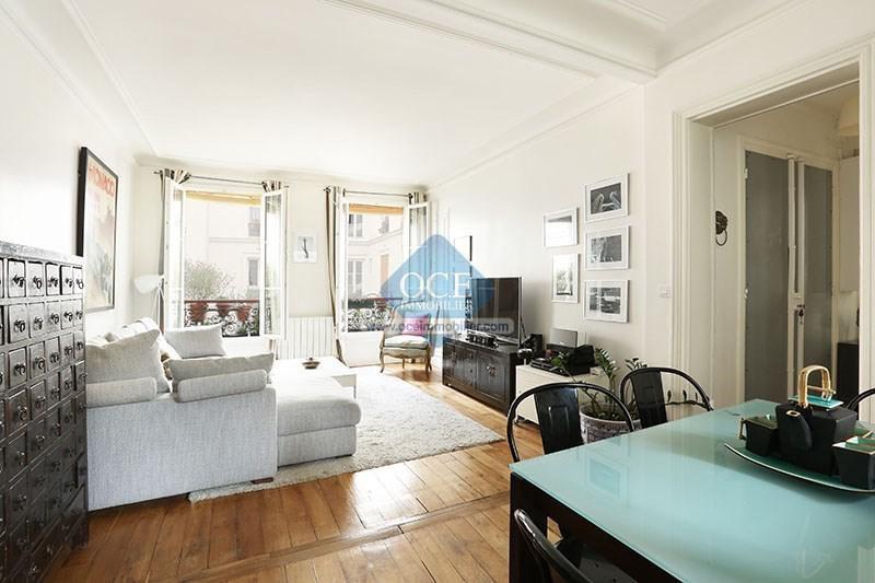 Vente de prestige appartement Paris 9ème 620000€ - Photo 1