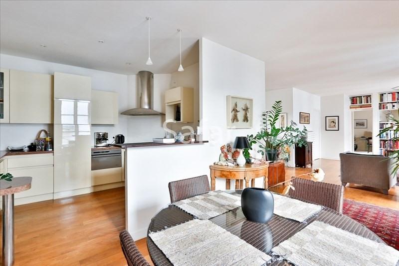 Vente de prestige appartement Paris 2ème 1265000€ - Photo 8
