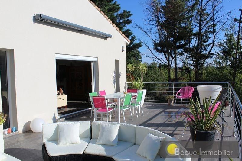 Sale house / villa Cornebarrieu 429000€ - Picture 7
