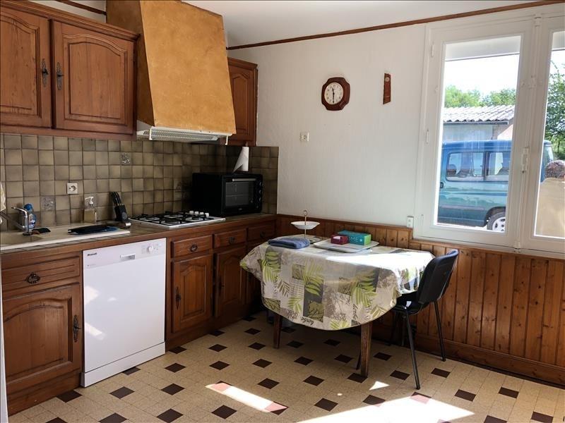 Vente maison / villa Smarves 128000€ - Photo 3