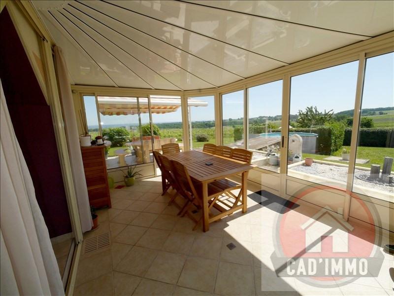 Sale house / villa Saussignac 328500€ - Picture 7