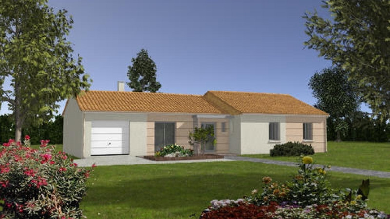 Maison  5 pièces + Terrain 427 m² Sables-d'Olonne par LOGIS DE VENDEE