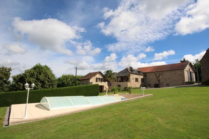 Vente maison / villa La fouillade 275600€ - Photo 1