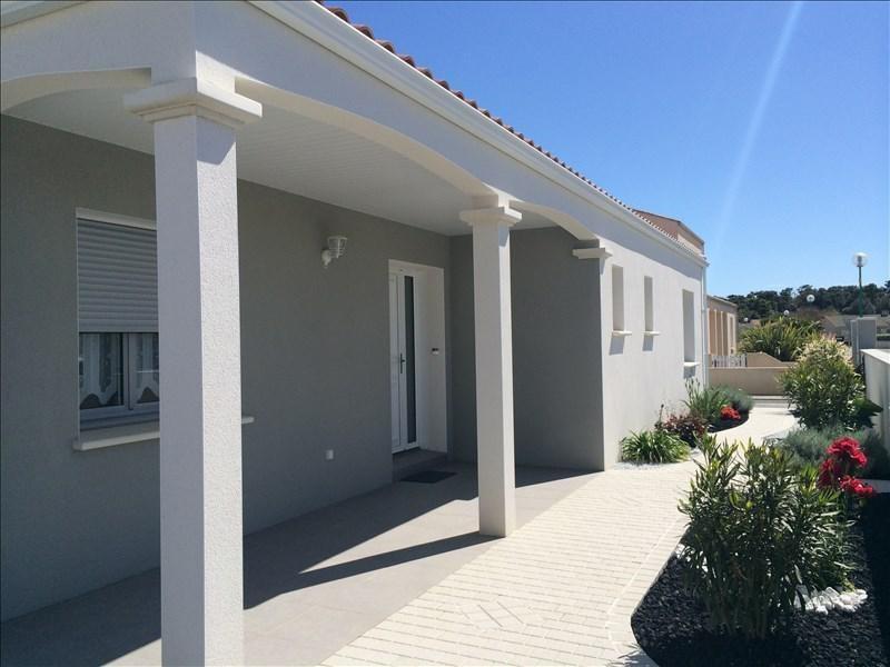 Vente de prestige maison / villa St vincent sur jard 555000€ - Photo 8