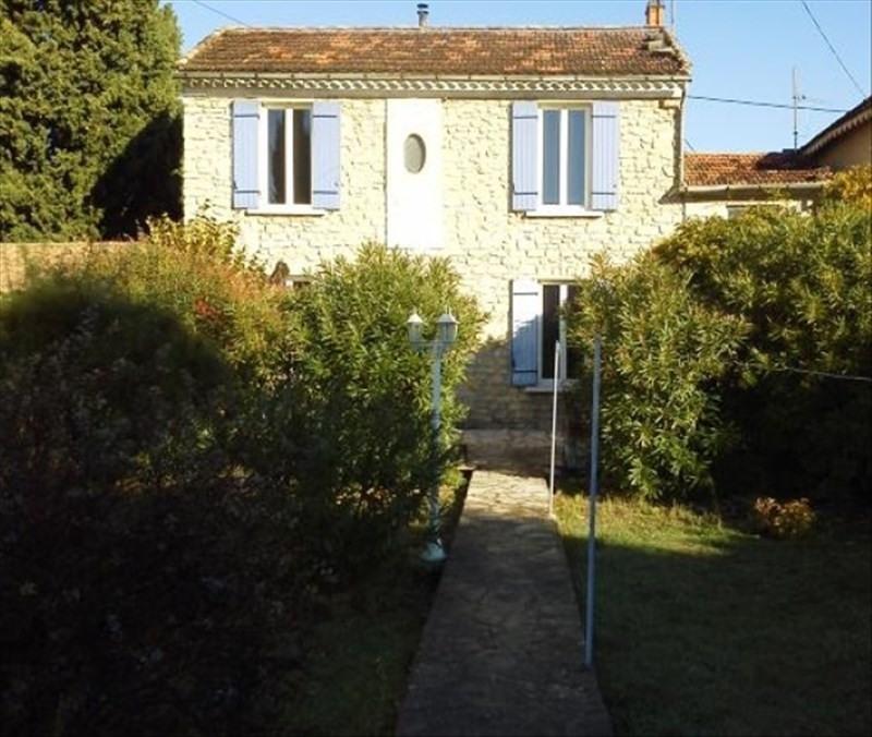 Vendita casa Carpentras 185000€ - Fotografia 1