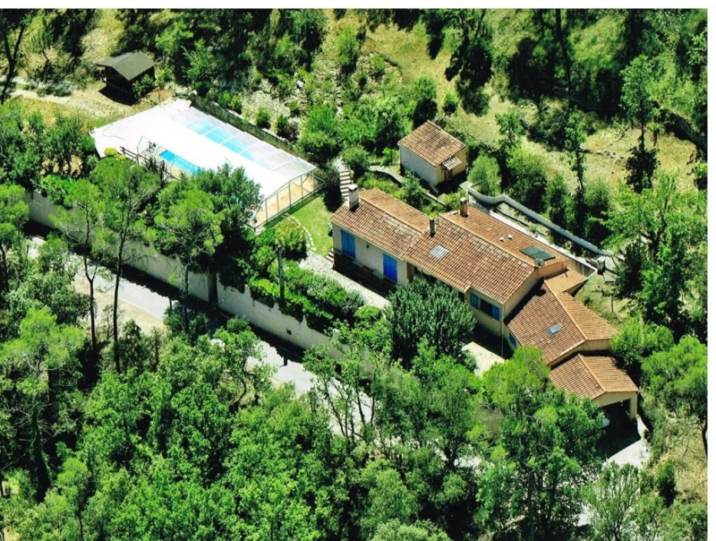 Vente maison / villa Entrecasteaux 358000€ - Photo 1