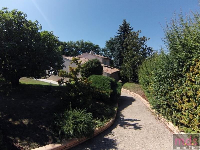Vente de prestige maison / villa Montastruc-la-conseillere secteur 578000€ - Photo 3