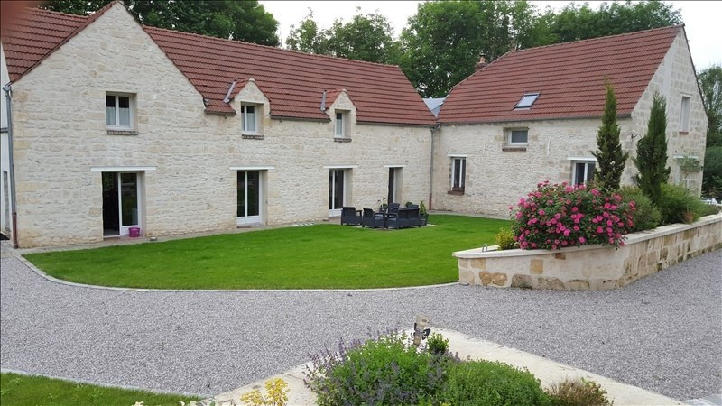 Vente maison / villa Soissons 490000€ - Photo 1