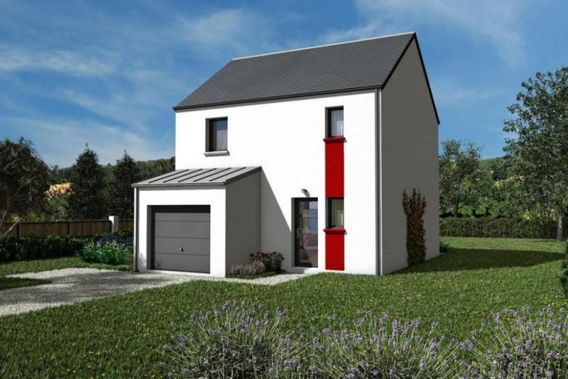 Maison  4 pièces + Terrain 407 m² Villandry par maisons PRIMEA