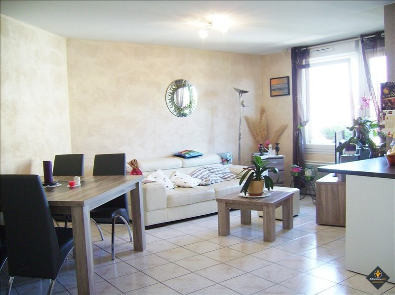 Sale apartment Pont de cheruy 149 900€ - Picture 2