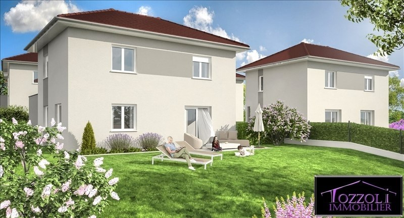 Vente maison / villa Bourgoin jallieu 258 000€ - Photo 1
