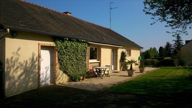 Vente maison / villa Combourtille 128856€ - Photo 1