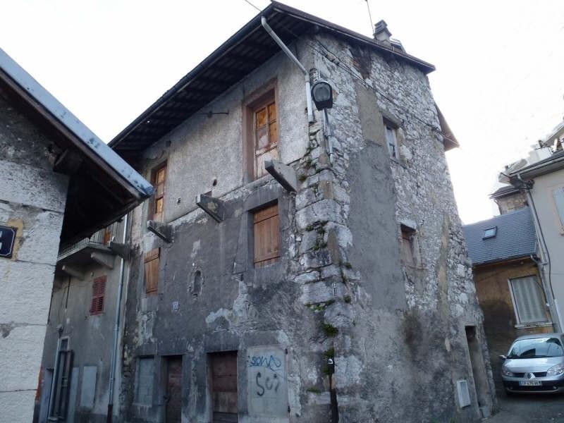 Venta  casa Chambery 70000€ - Fotografía 1