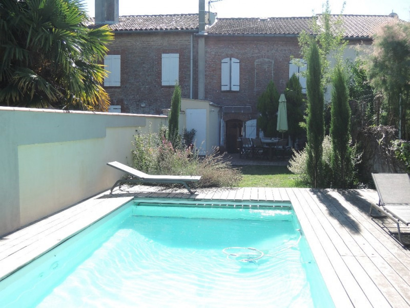 Sale house / villa Mauremont 339000€ - Picture 1