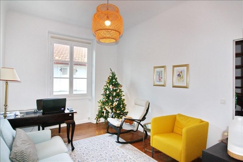 Deluxe sale apartment Biarritz 580000€ - Picture 2