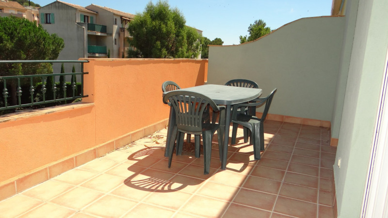 Location vacances appartement Cavalaire 600€ - Photo 5