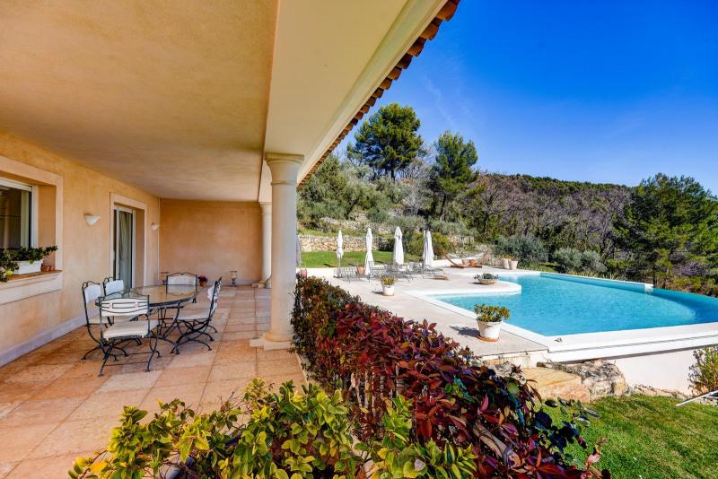 Immobile residenziali di prestigio casa Fayence 2700000€ - Fotografia 9